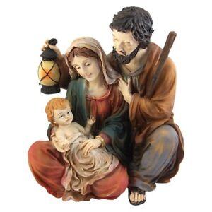 krippe krippenblock maria josef jesus christuskind weihnachten betlehem groß