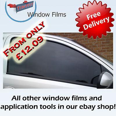 Smoke Range Car Window Tinting Tint Film Kit All Shades Ebay