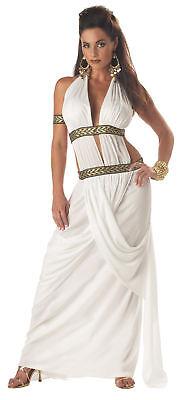 Adult Sexy Spartan Queen Roman Greek Toga Costume - Sexy Spartan Kostüm