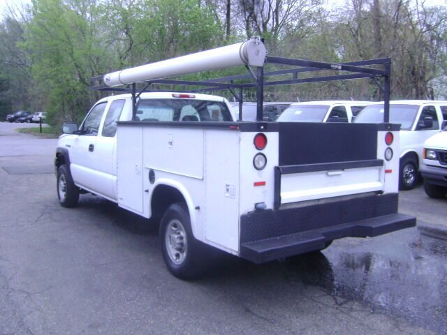 2500 MODEL EXTRA CAB 4X4 SERVICE UTILITY ROOF RACK