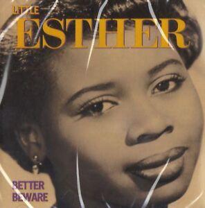 Little-Esther-Phillips-Better-Beware-CD-NEW-SEALED
