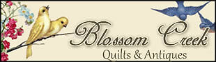 Blossom Creek Quilts and Antiques