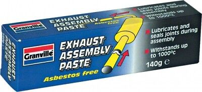 GRANVILLE EXHAUST ASSEMBLY PASTE 140G TUBE 0432