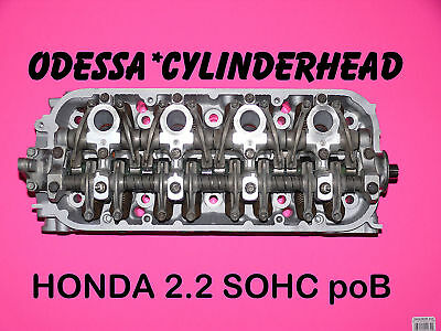 Used 1994 Honda Prelude Cylinder Heads & Parts for Sale