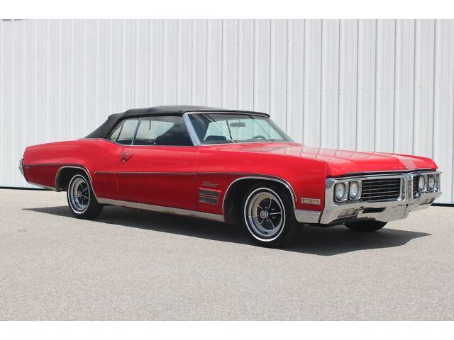 1970 Buick Wildcat Conv, RARE!! 455 V8, AZ Car, 83k Mi