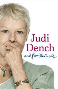 034AS NEW034 And Furthermore Dench Dame Judi Book - Consett, United Kingdom - 034AS NEW034 And Furthermore Dench Dame Judi Book - Consett, United Kingdom