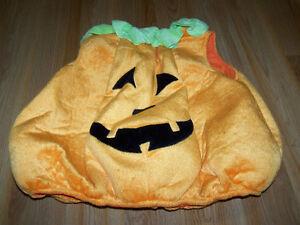 Infant-Size-12-18-Months-Pumpkin-Halloween-Costume-EUC