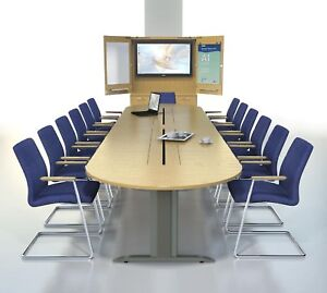Sven 2.5 Metre Boardroom, Conference, Meeting Table