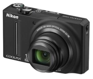NIKON-COOLPIX-S9100-COMPACT-DIGITAL-CAMERA-18X-ZOOM
