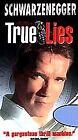 True Lies (VHS, 1999, Includes Theatrical Trailer)