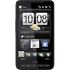 Mobile Phone: HTC HD2 - Black (Orange) Smartphone