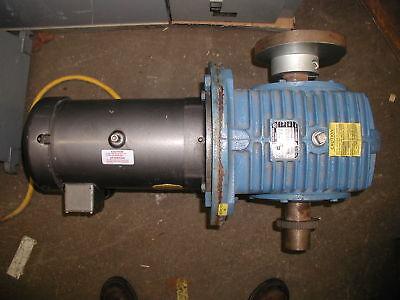 Textron Cone Drive Cmu40 3   W  Baldor Industrial Motor