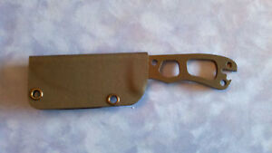 Ka-Bar Becker / Esee  BK11 & BK 14 belt sheath. Auction is for the SHEATH ONLY