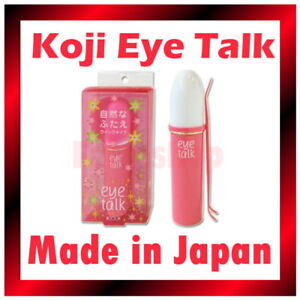 Koji Eye talk Double Eyelid Maker Glue Gel Eyetalk Change Single to Double Big