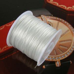 80 Meters Stretch Elastic Bead cord Jewelry Supplies