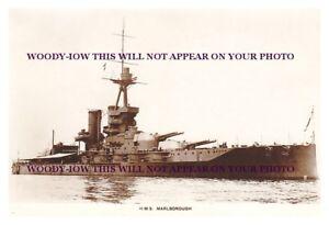 rp9102 - Royal Navy Warship - HMS Marlborough - photo 6x4