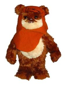 NEW-STAR-WARS-WICKET-Talking-Plush-Soft-Toy-27cm-11-EWOK