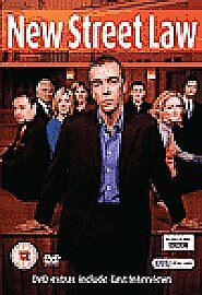 New Street Law - Series 1 NEW DVD -4880