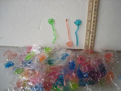 3'' MINI STICKY HANDS LOT 0F 144 CARNIVALS, PARTY TOYS