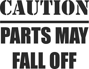PARTS-MAY-FALL-OFF-4x4-STICKER-land-rover-off-road