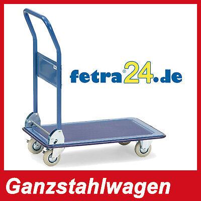 Klappwagen Magazinwagen Ganzstahlwagen - Neu - Mit Produktvideo - Vom Fachhandel