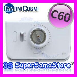 3s termostato rotella c60 fantini cosmi estate inverno ebay for Fantini cosmi c48