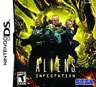 Aliens: Infestation  (Nintendo DS, 2011) (2011)