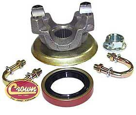 Yoke HD U-bolt Style Dana 30/44 Jeep Conversion Kit
