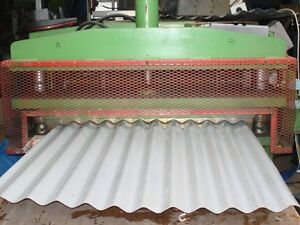 Corrugated Roof Sheets - Zincalume Only - NEW!