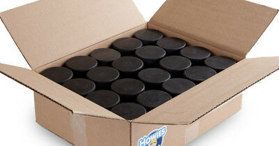 Hockey Pucks Bulk - 50 Hockey Pucks per Case - Official 6 oz. - New