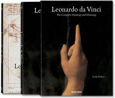 Leonardo Da Vinci by Frank Zollner, Johannes Nathan (Paperback, 2011)