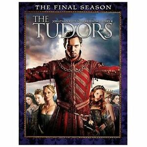 The Tudors The Final Season DVD, 2010, 3-Disc Set  - $2.00