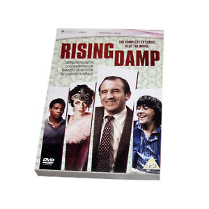 Rising-Damp-The-Complete-Series-Plus-The-Movie-DVD-2008-5-Disc-Set-Box-Set