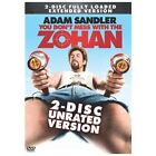 You Don't Mess With The Zohan (DVD, 2008, Unrated)