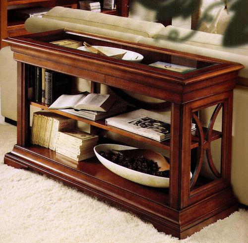 Mobile retrodivano tavolino salotto ebay for Divano con mobile incorporato