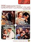 TCM Greatest Classic Films Collection: Literary Romance (DVD, 2011, 2-Disc Set) (DVD, 2011)