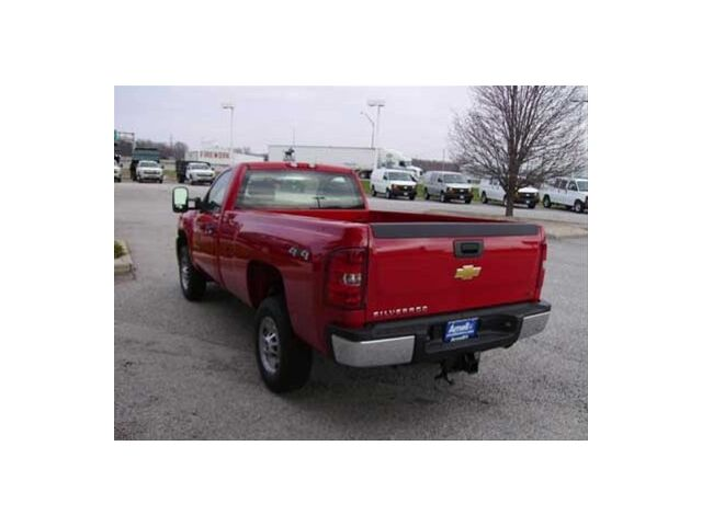 Work Truck New 6.0L 2 Doors 4-wheel ABS brakes