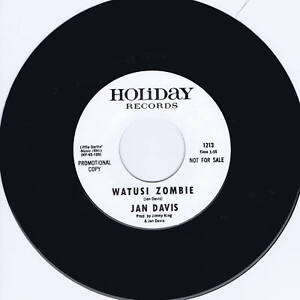 JAN-DAVIS-WATUSI-ZOMBIE-SURF-ROCKABILLY-GUITAR-GARAGE-STROLLER