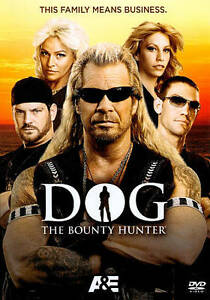 dog the bounty hunter this family means business dvd