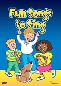FUN-SONGS-TO-SING-SONG-AND-DANCE-FOR-CHILDREN-DVD-FREE-POST-IN-UK