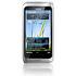 Mobile Phone: Nokia E7 - 16 GB - Silver white (Unlocked) Smartphone