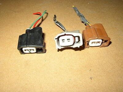 lexus wire harness connectors toyota lexus fuel injector wire harness plugs connector ...