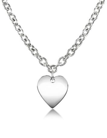 Silver Heart Necklace Buying Guide