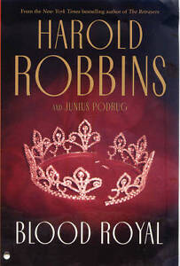 Blood-Royal-Podrug-Junius-Robbins-Harold-Good-Book