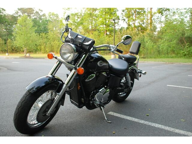 2001 Honda Shadow Ace Deluxe 750, Excellent Condition
