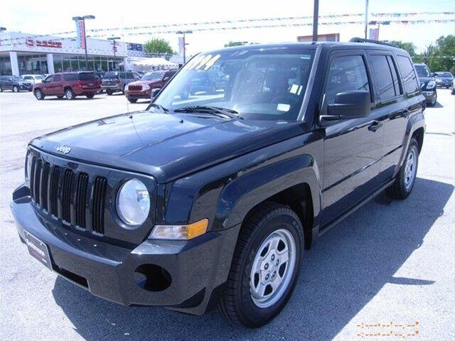 jeep patriot 4 door 2 wheel drive used cars for sale. Black Bedroom Furniture Sets. Home Design Ideas