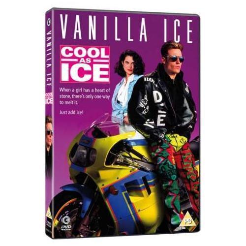 Cool As Ice - Vanilla Ice - Genuine DVD NEW & SEALED