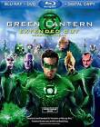 Green Lantern (Blu-ray/DVD, 2011, Canadian; Inclludes Digital Copy)
