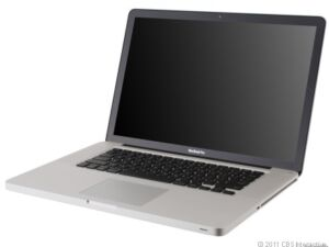 "Apple MacBook Pro 17"" Laptop - MD311X/A ..."
