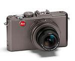 Leica D-LUX 5 10.1 MP Digital Camera - Titanium